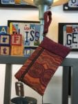 Maruca Wristlet 8x4.75 inches